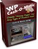 Thumbnail WP Cash  O Matic   + PLR +  Bonus